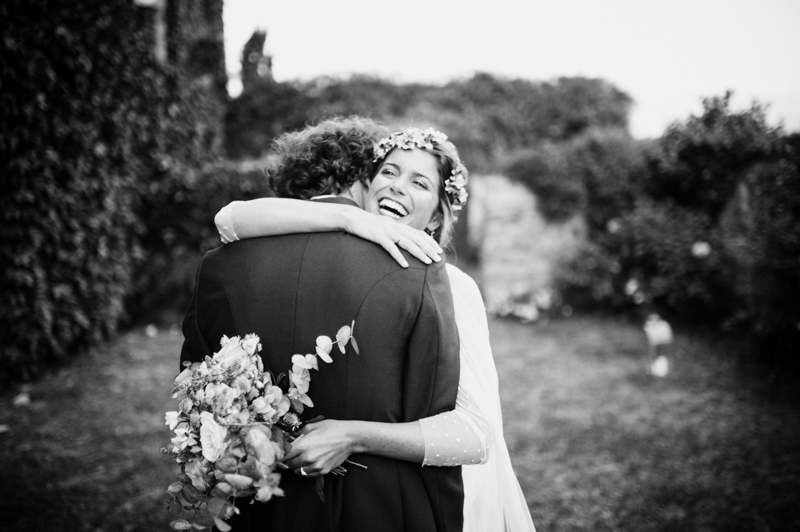 Hay bodas y bodas… esta fue sin duda de las especiales