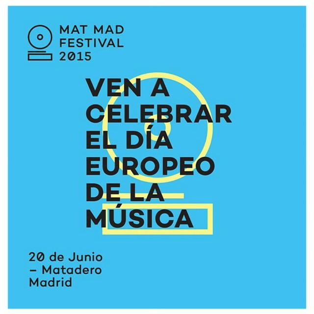 Scream, shout and eat crepes@matmadfestival en el Matadero de MadridMore info en www.matmadfestival.com#festival #musica #smile #music #matadero #MatMadFestival #foodtrucks #dance #joinus #crepes #mapetitecreperie #ritmo #madrid #sabado #planesenmadrid #igersmadrid