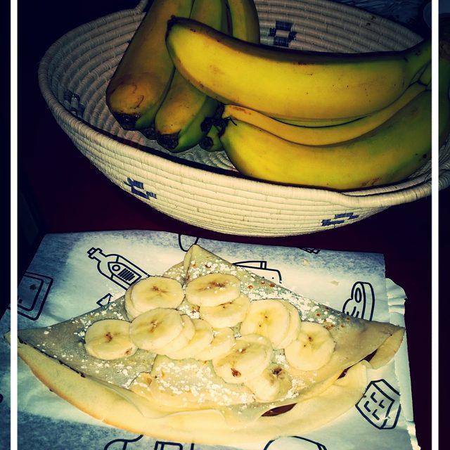 Sweet and Savoury Crepes everyday from 6pm till 1am. Sotogrande Polo#deli #delicious #ñamñam #banana #nutella #crepes #sweet #polo #SantaMaríaPoloClub #foodtruckpoloexperience #foodtruck #caravana #eating #foodporn