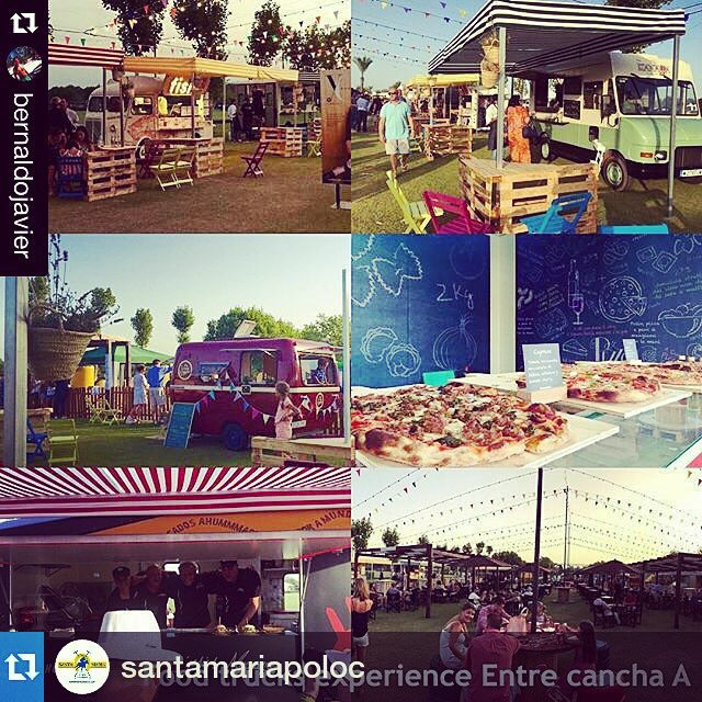 Everyday from 6pm till 1am#crepes #foodtruck #caravana #food #Repost @santamariapoloc・・・#Repost @bernaldojavier #FoodTrucksPoloExperience ・・・Os esperamos! #polosotogrande en la Food Trucks Polo Experience del verano. Santa María Polo Club #PoloSotogrande #SotograndeLifestyle
