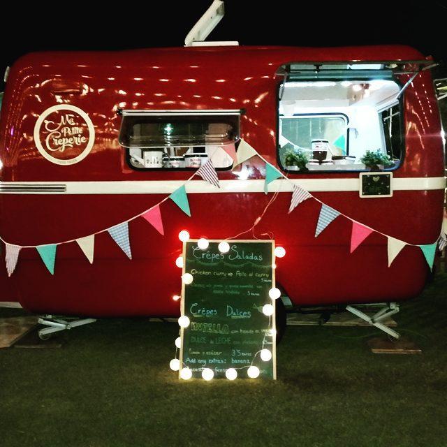 Noches de musica, crepes y copas en el @santamariapoloc detras del After Polo. Cancha II#caravana #foodtrucks #cancha #polo #SantaMaríaPoloClub #afterpolo #crepes #musica #copas #concierto