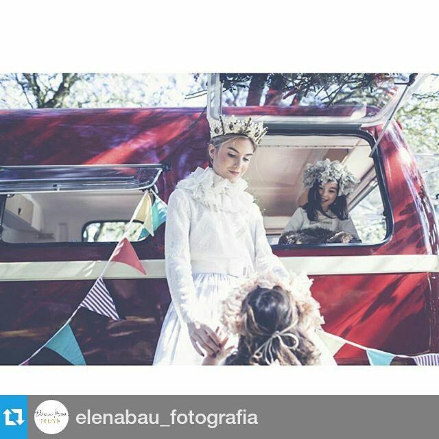 Dias de fotos, wedding planners, bodas y mucho masGracias a @elenabau_fotografia #wedding #weddingplanner #boda #bodas #vintage #caravan #novias #evento #events #bride #boho #deco #design