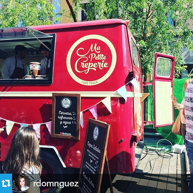 Ultimas horas en Zaragoza…hoy hasta las 6pm!! Crepes dulces y saladas en @catatruck @lasarmaszaragoza #festival #gastronomia #eventos #evento #foodies #food #mapetitecreperie #crepes #foodtruck #igerszgz #zaragoza #aragonia #aragon #catatruck
