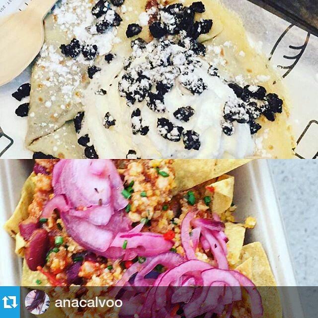 Abrimos a las 12….ya estamos calentando motores!!! En @lasarmaszaragoza de la mano de @catatruck #igerszgz #zaragoza #catatruck #lasarmas #domingo #planes #familia #amigos #gastronomia #coolpeople #foodporn #foodpic #ñamñam #deli #buenavibra #mapetitecreperie