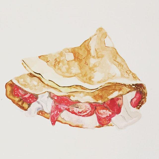 Best crepes at @contravanfood mañana de 12 a 12….os esperamos!!! #valencia #igersvalencia #mapetitecreperie #crepes #nutella #fresas #foodporn #streetfood #caravana #vintage #foodtruck #ñam #deli #gastronomia #contravan