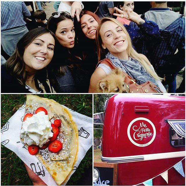 Street food at  Valencia @contravanfood en los Jardines del Vivero.Domingo ultimo dia de 12 a 7pmCome crepe with us!! Repost from @sasha.rouge .rouge#crepes #foodporn #streetfood #igersvalencia #valencia #valenciaentendencia #contravandistas #contravan #contravanfoodfestival #sunday #caravan #vintage #ontheroad #foodtruck