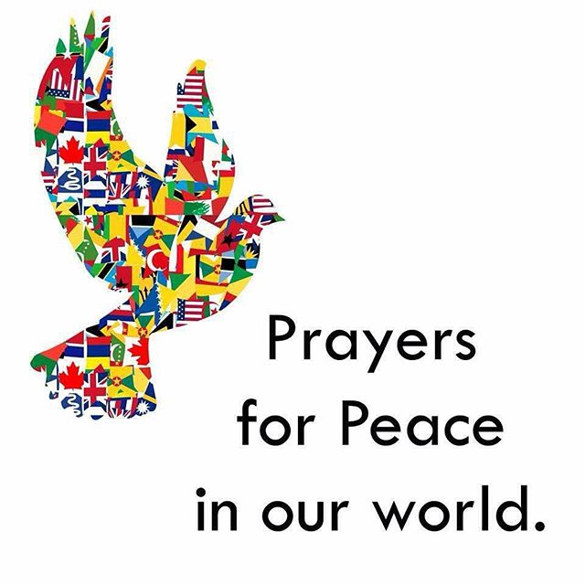 Peace#world #peace #pray #paz #miercoles #igers #mundo