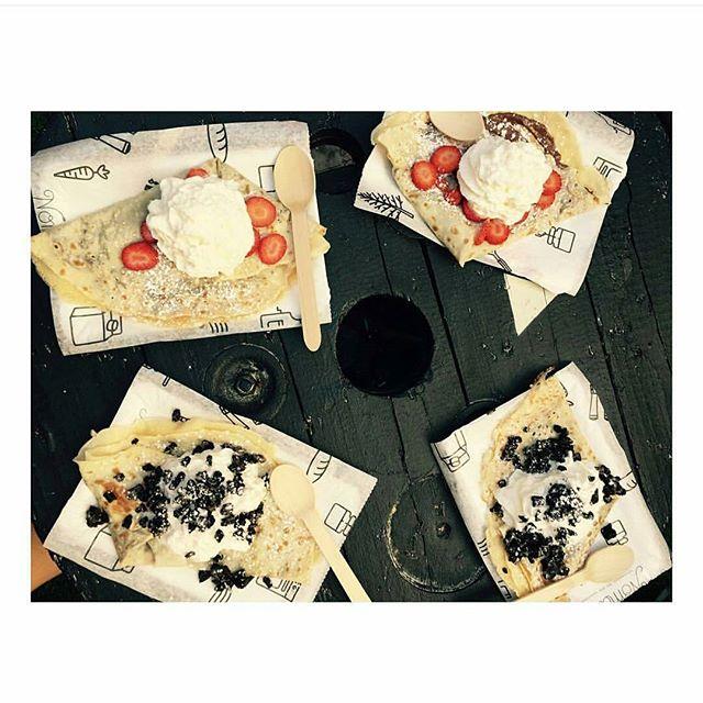 Events coming up soon…meanwhile come crepe with us at @maurahotdogsncrepes #crepes #ñam #deli #foodporn #nutella #frutas #crepe #madrid #merienda #familia #niños #dulce #instafood #instagood #food #oreo #planesenmadrid #madridmolon #takeaway #instavnzla #emprendedor
