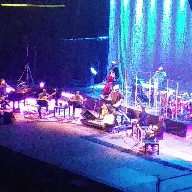 Lleno de sabores el concierto de anoche.#musica #grandes #concierto #silviorodriguez #music #sabores #cuba #madrid #revolution #amor #ojala #graciassuegros #oldies