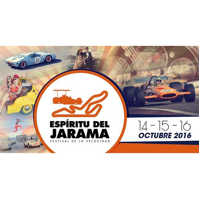 ESPÍRITU DEL JARAMA . 🏎FESTIVAL DE LA VELOCIDAD🏎. Os esperamos este 14, 15 y 16 de octubre!!!! @espiritudeljarama #EspíritudelJarama #FestivalDeLaVelocidad #MapetiteCreperie #crepes #Madrid