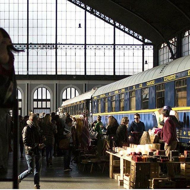 Y abrimos el año con @mercadodemotores_oficial ! Os esperamos este finde 14 y 15 de enero en el Museo del Ferrocarril de Madrid 🚋🚂