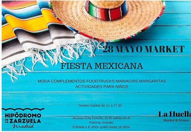 ¿Tenéis planes para este domingo 28?, os dejamos una súper opción en el @hipodromozarzuelaoficial , … ¡os esperamos con deliciosos crepes, buena música, moda y un ambientazo familiar!. . .@huellamarket #foodtruck #foodie #streetfood #madrid #crepes #CrepeLove #MapetiteCreperie #comida #yummyfood #igersmadrid #food #foodie #delicioso #ÑamiÑamiMapetite #yummy #foodporn #foodgram #ConoceMaPetite#BonJourMadrid