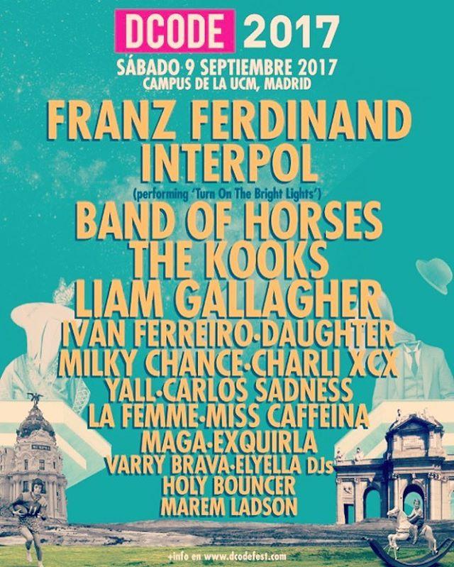 🏻🏻SOLD OUT 🏻🏻 ________________________________________________________¿Estás listo para el mejor festival del año? … te esperamos mañana con las mejores crepes de Madrid !!!!!!!_______________________________________________________@dcodefest @quehacerhoyenmadrid #madrid #DCODE2017 #dcodefest #cierredelverano #crepes #mapetitecreperie